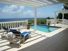 Las Verandas villa in Curaçao. http://www.micazu.nl/vakantiehuis/curacao/banda-abou-west-/coral-estate-rif-st-marie/las-verandas-villas-8402/