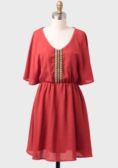 New World Cape Sleeve Dress at #Ruche @Mimi ♥♥