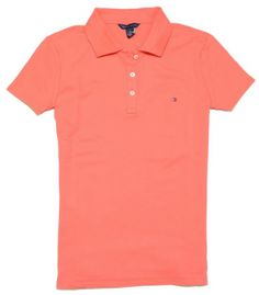 Polo Tommy Hilfiger Rosa TH7138
