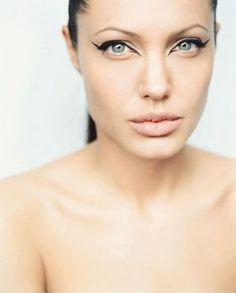 Angelina Jolie by Lorenzo Agius, 2000s
