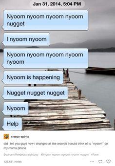 Nyoom: