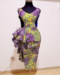 Creative Ankara Gown Styles For Ladies African Inspired Fashion, African Print Fashion, Africa Fashion, Ankara Long Gown Styles, Ankara Styles For Women, Ankara Gowns, African Lace Dresses, Latest African Fashion Dresses, African Attire
