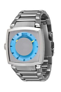 Men's The Gauge Stainless Steel Watch by Freestyle Watches on @HauteLook