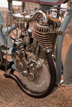Offys are flat out race engines that don't work on the street! A vintage offy oil pump. Antique Motorcycles, American Motorcycles, Custom Motorcycles, Custom Bikes, Cars And Motorcycles, Motorcycle Engine, Motorcycle Design, Bike Design, Classic Motorcycle