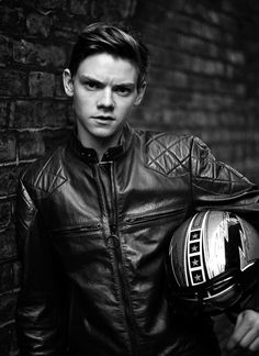Thomas looks so good