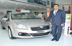 FIAT India inaugurates its first exclusive dealerships in South Mumbai ! Fiat Cars, Automobile, India, Car, Goa India, Motor Car, Autos