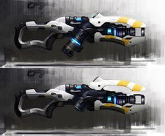 Weapon Design from Deep Black