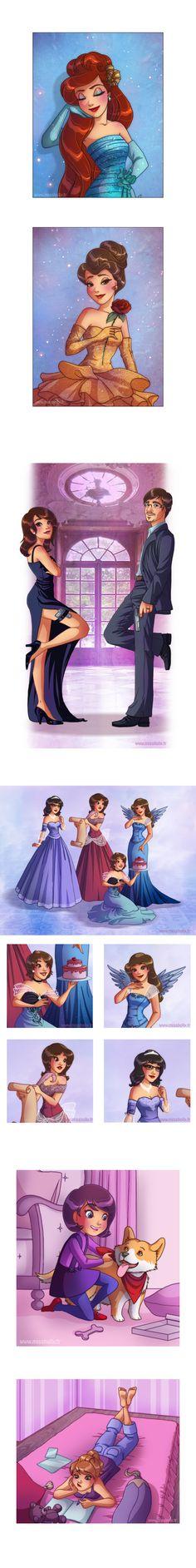 jouets Disney 'haute couture'