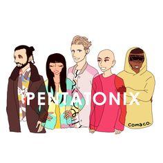 pentatonix perfume medley - Google Search @ktmofficial #ptxworldtour #ktmofficial