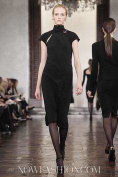 Ralph Lauren Ready To Wear Fall Winter 2012 New York - NOWFASHION