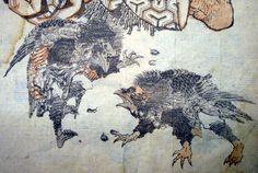 """Tengu"" de Katsushika Hoki (1760-1849, Japan)"