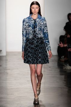 Timo Weiland Spring 2014 Ready-to-Wear Collection Slideshow on Style.com