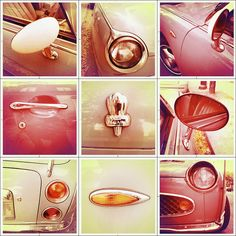 Ode to a Nissan Figaro by designwallah, via Flickr