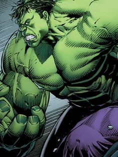 Hulk (Bruce Banner) by Dale Keow