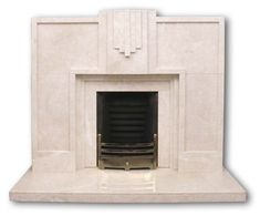Most up-to-date Pics art deco Marble Fireplace Style Natural-stone fireplaces won't go out of style, particularly those that feature elaborate surround Fireplace Surrounds, Art Deco Interior, Marble Fireplaces, Art Deco Fireplace, Living Room Furniture Layout, Retro Furniture, Fireplace, Interior Deco, Furniture Layout