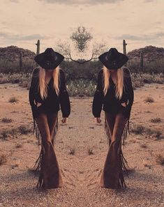 Cowgirl Outfits, Cowgirl Style, Western Outfits, Gypsy Cowgirl, Emo Outfits, Western Style, Rocker Style, Rocker Chic, Bell Bottom Pants