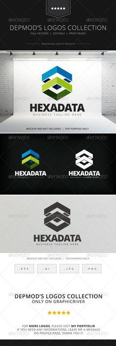 Hexa Data Logo