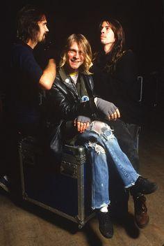"nirvana-is-my-home: ""05.12.1991, London, UK """
