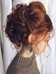 Stunning Updo Hairstyle Ideas 2018