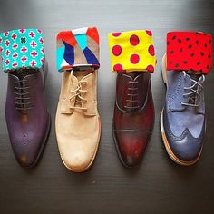 socks & shoes