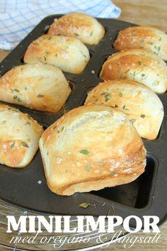 Minilimpor kan ju vara bra att ha på lut i frysen om man inte äter så mycket bröd åt gången.