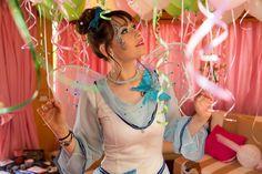 Princess Magician for Kids Birthday