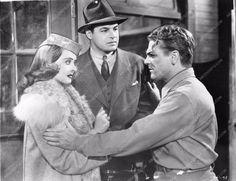 photo Bette Davis Jack Carson James Cagney film The Bride came C.O.D. 590-13