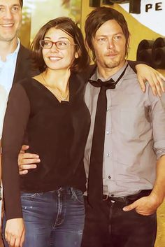 Lauren & Norman. They would make a cute couple...just putting it out there. :)