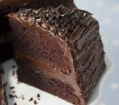 Chocolate Fudge Cake, think if I can't find the special sugar, I can use sugar in the raw