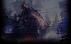 Image result for background concept art