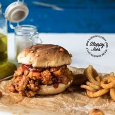Stop eating high sodium dinners! Create these homemade low sodium sloppy joes quickly and easily for an amazing dinner. Everyone loves these sloppy joes! Low Salt Recipes, Low Sodium Recipes, Diet Recipes, Homemade Manwich, Kidney Recipes, Sloppy Joes Recipe, Cheap Dinners, Heart Healthy Recipes, Different Recipes