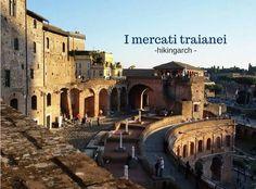 Mercati traianei, il centro commerciale dell'antica Roma