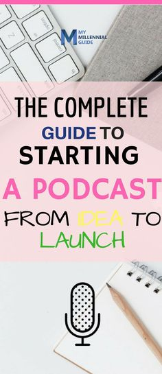 Learn how to start your own podcast and make money with my step by step podcasting tutorial. In this post, I'll teach you how to make it, how to launch it, and how to profit.