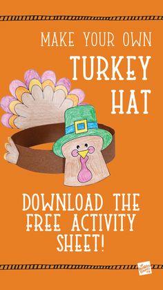Fall Craft: Turkey Hat   WY Quality Counts