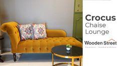 Crocus #ChaiseLounge #Sofa for #livingroom