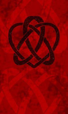 Keltische Motive002 - Kostenloses Handy Hintergrundbild