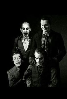 All d jokers in one pic