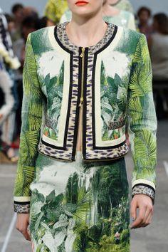 Angelo Marani  Milan Fashion Week Spring 2013