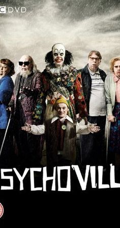 Psychoville (TV Series 2009–2011) photos, including production stills, premiere photos and other event photos, publicity photos, behind-the-scenes, and more.