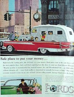1959 Ford Galaxy 500 Convertible