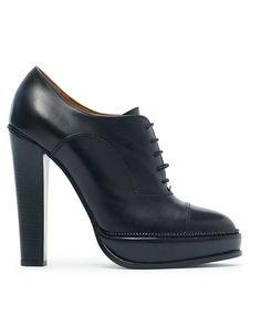 Temple Calfskin Bootie - Shoes Fall 2015 Accessories - Ralph Lauren UK