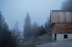 studio razavi architecture, Simone Bossi · Mountain House · Divisare