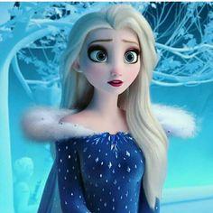 Likes, 17 Comments - ⋆ Disney Disney Princess Fashion, Disney Princess Quotes, Disney Princess Drawings, Disney Princess Pictures, Disney Drawings, Princesa Disney Frozen, Disney Frozen Elsa, Frozen Movie, Frozen Anime