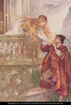famous romeo and juliet painting - Google Search