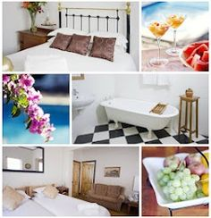 Collage of pictures of Camdeboo Cottages - B or Self-Catering Accommodation in Graaff-Reinet, gem of the karoo - follow us on Facebook - www.facebook.com/camdeboo    #travel #Karoo #EasternCape #SouthAfrica #GraaffReinet