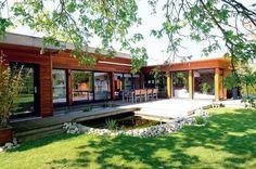Maison écologique, maison BBC : 8 maisons de rêve à la mode écolo - CôtéMaison.fr
