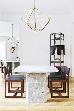 Nicolas Bellavance, Lecompte, Milan, Apartment, Interiors, Home, Inspiration, Sunday Sanctuary, Oracle Fox