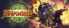 El Descanso del Escriba: Doomwheel de Katsu Entertainment, ya sale-sale