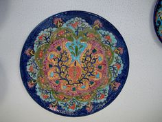 keramiko piato 50cm keramika karagouni Decorative Plates, Tableware, Home Decor, Dinnerware, Decoration Home, Room Decor, Tablewares, Dishes, Home Interior Design