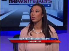 Dr. V on Comcast Newsmakers talking about Real Men Get Checked
